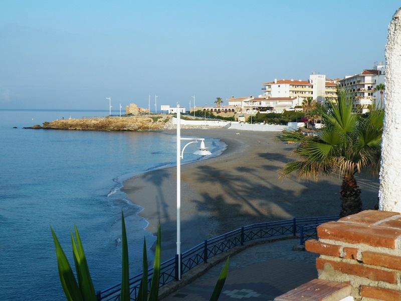 Strand Nerja