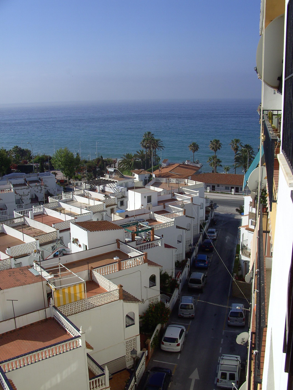 Blick vom Balkon H6